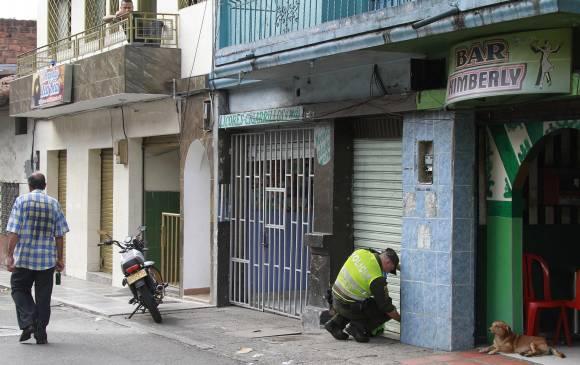 Ocupan 21 inmuebles en el centro de Medellín por explotación sexual