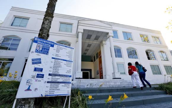 La San Martín inicia proceso de matrícula en 12 programas presenciales