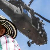 Ejército y FAC llevaron salud y sonrisas al municipio de Anorí
