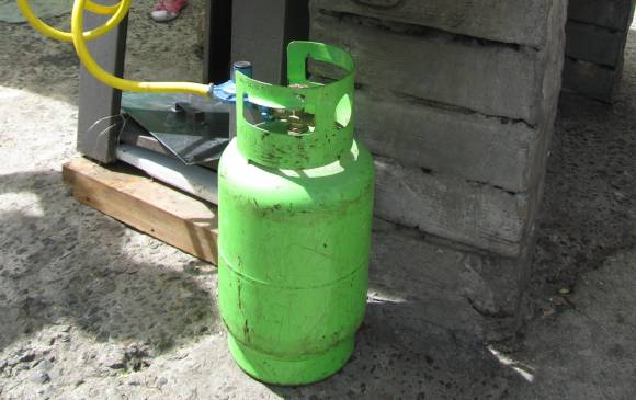 Incremento del precio en cilindro de gas propano afectará a los colombianos más pobres
