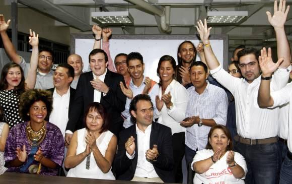 Gutiérrez se inscribió con el aval de 120.000 ciudadanos