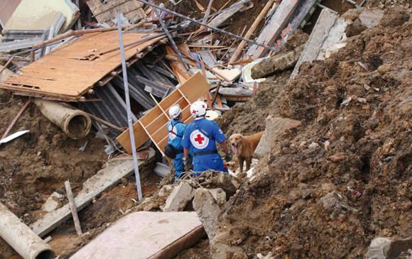 Cruz Roja Colombiana: 100 años de acciones humanitarias