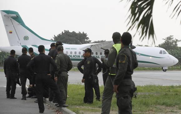 Muerte de 16 policías no frenará lucha contra los Úsuga: Villegas