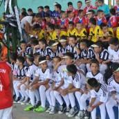 Con fútbol quieren evitar reclutamientos en Anorí