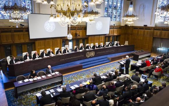 Colombia argumentó incompetencia de la CIJ