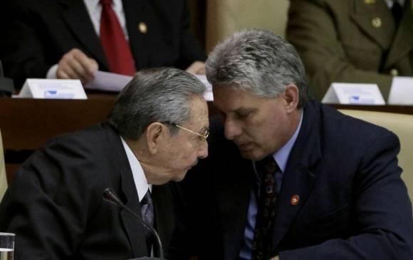 Miguel Díaz-Canel sería la ficha de los Castro para mantener el poder