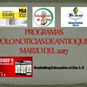 POLO NOTICIAS DE ANTIOQUIA – MARZO DE 2017.