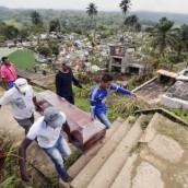 Mocoa, la ciudad de los 273 funerales.