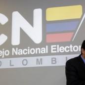 Unión Patriótica, Mais y Verde, los partidos sancionados por el CNE.
