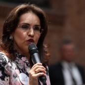 Viviane Morales pide ayuno y oración por referendo contra adopción gay