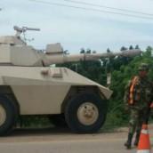 """Venezuela denuncia presencia de vehículos colombianos """"de combate"""" en frontera"""