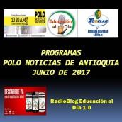 POLO NOTICIAS DE ANTIOQUIA – JUNIO DE 2017