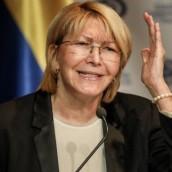 Fiscal desafía a Maduro impidiendo entrada de su reemplazante.
