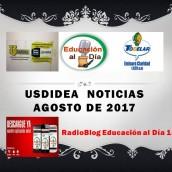 USDIDEA NOTICIAS – AGOSTO DE 2017