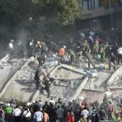 Ya son 248 las víctimas por terremoto en México.