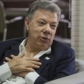 Santos continúa con imagen desfavorable.
