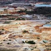 Minería en Colombia: 80 % en la ilegalidad.
