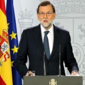 Rajoy le pide a Cataluña que aclare si declaró o no la independencia.
