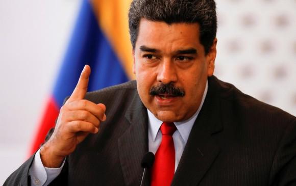 Venezuela denunció que avión militar de EE.UU. violó su espacio aéreo.