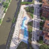 Parques del Río ganó premio internacional de arquitectura.