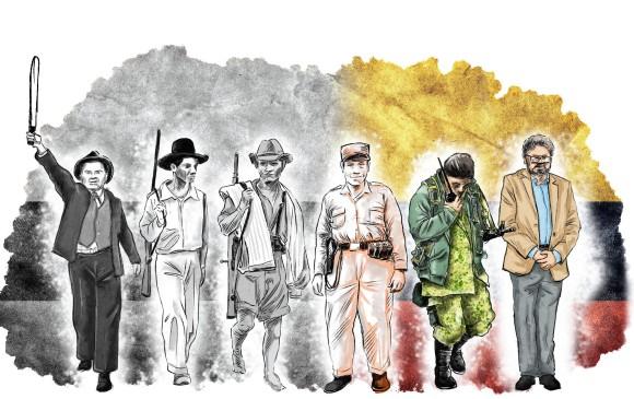 70 años de una violencia que no termina.