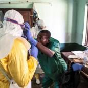Brote de ébola revive los temores de 2014 en África.
