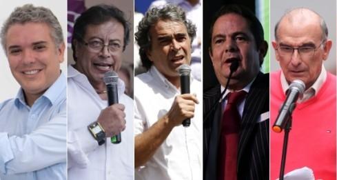 Antioquia reúne a los candidatos en gran debate.