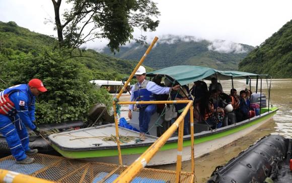 Las inversiones de EPM para atender a población afectada por Hidroituango.