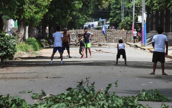 Gobierno de Nicaragua acusa a oposición de buscar golpe de Estado.