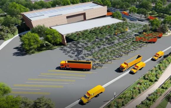 Primera estación para el acopio de basuras en Medellín operaría en 2021.