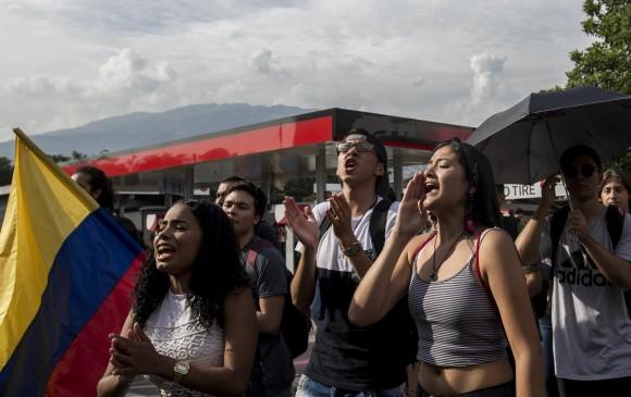 Estudiantes vuelven a marchar hoy y estas son las razones.
