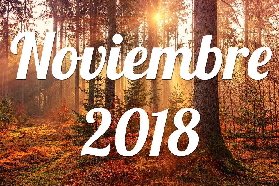 PROGRAMAS-EDUCACIÓN AL DÍA-NOVIEMBRE DE 2018