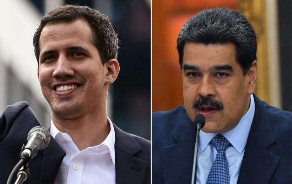 VENEZUELA TIENE UN HORIZONTE GRIS POR CONTAR CON DOS JEFES DE ESTADO