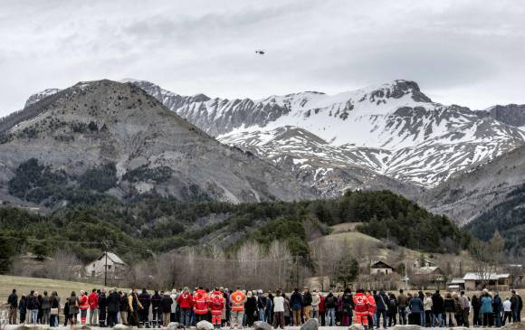 Video registró últimos segundos de avión de Germanwings: Bild
