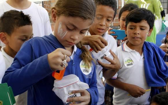Control biológico del dengue se llevaría a otras ciudades