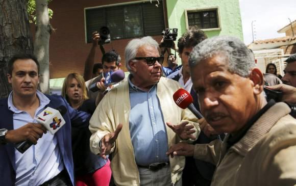 FAC sacó a González de Caracas y Maduro protestó