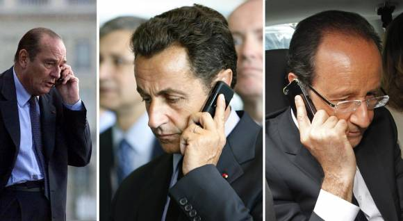 E.U, a la defensiva ante el caso de espionaje a Francia