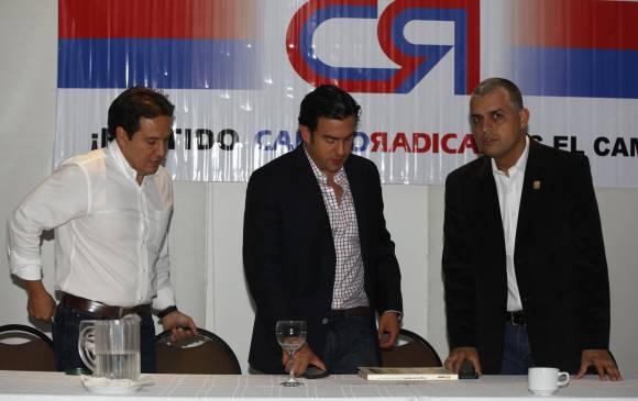 Conozca los nombres de los 15 candidatos por Cambio Radical al concejo de Medellín