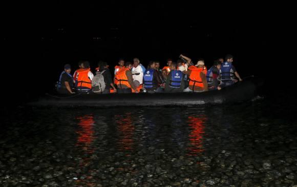 El tráfico de migrantes también navega en la red