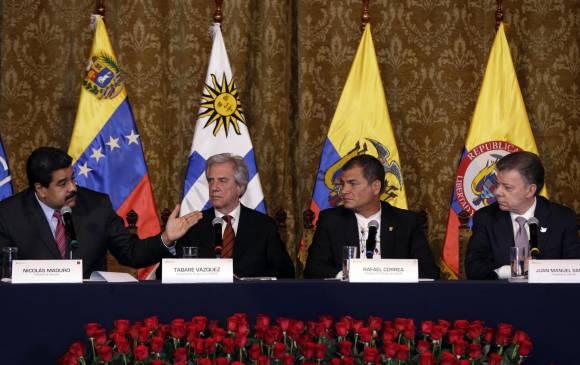 Alcance del acuerdo se medirá hoy en Caracas