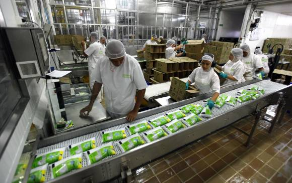 Lácteos de Colombia serán exportados a Canadá