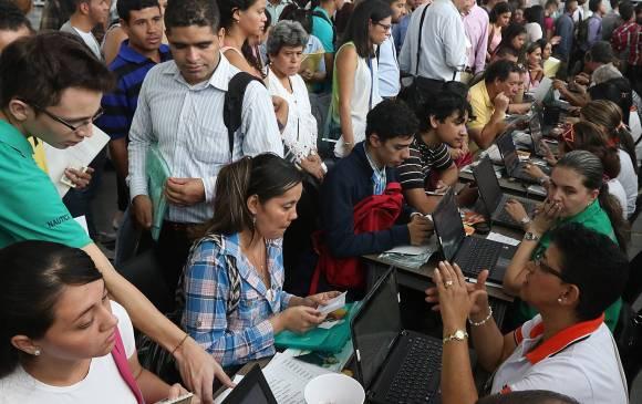 Sena ofrece más de 9.000 empleos en todo el país