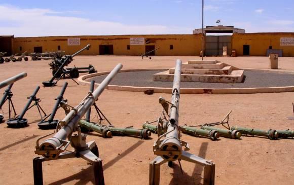 Marcha verde ocupó hace 40 años Sahara Occidental