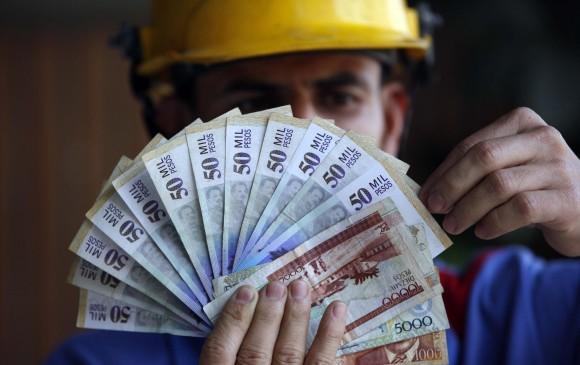 La bancarización en Colombia aún está en pañales.