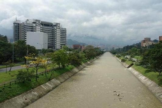 EPM recibió premio internacional por el cuidado del río Medellín.