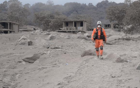 El rescate es la prioridad para los guatemaltecos.