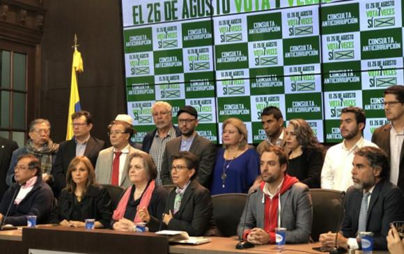 LA OPOSICIÓN SIGUIÓ EN CAMPAÑA MIRANDO A 2022
