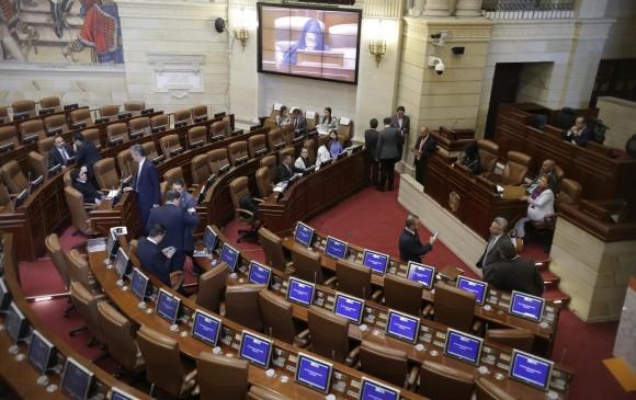"""EL 60% DE LOS CONGRESISTAS CREE QUE SE NECESITAN REFORMAS """"URGENTES"""""""